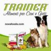 Cibo per cani e gatti Trainer Nova Foods in omaggio
