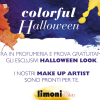 Make up di Halloween gratis nelle profumerie Limoni