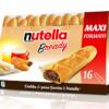 Assaggia gratis il nuovo Nutella Bready