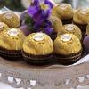 Omaggio da tavola Ferrero Rocher
