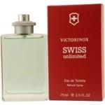 Il nuovo profumo Swiss Unlimited in omaggio