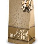 Kit di cosmetici Erboristeria Magentina in omaggio