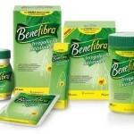 Campioni omaggio degli integratori alimentari Benefibra