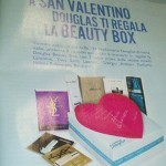 Douglas Beauty Box in omaggio