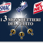 Al cinema gratis con Smac, Vetril e WC Net