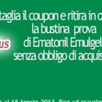 Crema Ematonil Emulgel gratis in farmacia