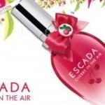 Campione omaggio del profumo Escada Cherry in the Air