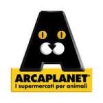Buono sconto del 15% sul cibo per i nostri amici a 4 zampe da Arcaplanet