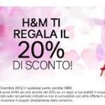Buono sconto da stampare per H&M