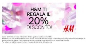 omaggio h&m+