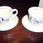 Tazzina da caffè in omaggio con Mulino Bianco