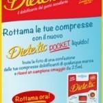 Dolcificante Dietetic Tic Pocket in omaggio