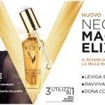 Campione omaggio dell'olio nutriente Neovadiol Magistral Exilir di Vichy