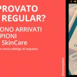 Campioni omaggio del detergente Benzac SkinCare Regular