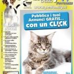 Pet Family news, rivista sugli animali in omaggio