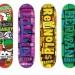 Adesivi in omaggio da Baker Skateboards