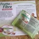 Campione omaggio dell'integratore Frutta&Fibre