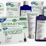 Campione omaggio dello shampoo rivitalizzante Rigenforte