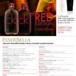 Campione omaggio profumo Calvin Klein One Red Edition