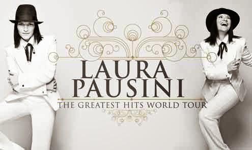 biglietti concerto laura pausini