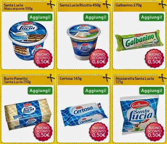 Buoni omaggio plasmon for Buoni omaggio