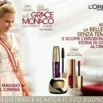 Al cinema gratis con L'Oreal Paris Make up, biglietti per Grace di Monaco