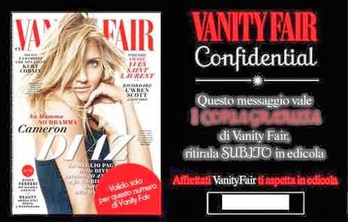 vanity fair omaggio