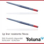Campione omaggio Lip Liner Resistente Nivea