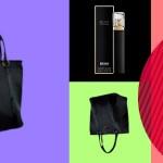 Borsa firmata Hugo Boss Parfum in omaggio nelle profumerie