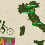 Noodles omaggio da Buitoni