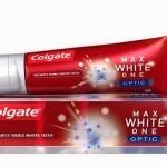 Dentifricio Colgate Max White Optic in omaggio