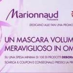 Mascara volume sguardo Deborah Milano in omaggio