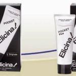 Campione omaggio della crema cosmetica Elicina