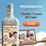 Etichetta personalizzata con foto in omaggio