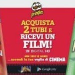 Film gratis con Pringles Movie Night
