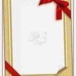 Campione omaggio carta decorata