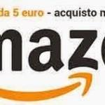 Buono sconto Amazon di 5 euro