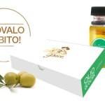 Campione omaggio olio extravergine di oliva Vecchio Frantoio Pace