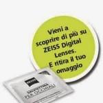 Kit salviettine Zeiss per occhiali gratis