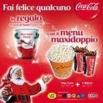 Tazza di Natale Coca Cola in omaggio