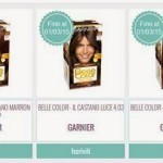 Tintura per capelli Garnier Belle Color in omaggio