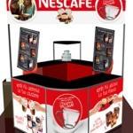 Tour degustazione Nescafè con omaggi e buoni sconto