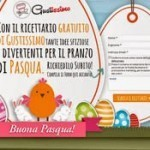 Gustissimo offre un ricettario in omaggio per Pasqua 2015