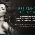 Campioni omaggio di Kérastase Thérapiste