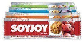 snack alla soia e frutta soyjoy