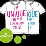 Benetton Kids offre magliette per bambino in omaggio