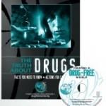 Kit informativo, con DVD, sul mondo della droga