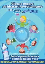 acqua vera omaggio bimbus