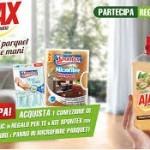 Campione omaggio del Kit Spontex da Ajax