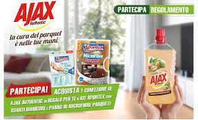 omaggio ajax